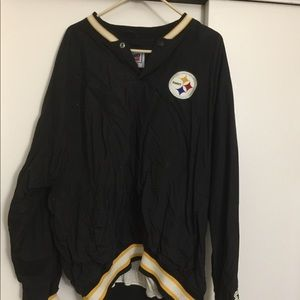 Pittsburgh Steelers lightweight pullover